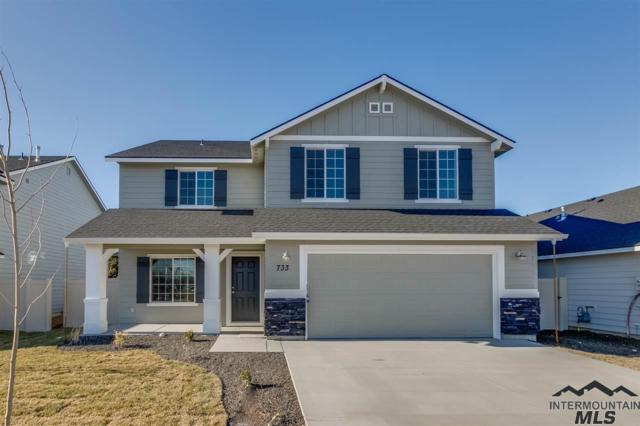 1632 W Gander St., Meridian, ID 83642 (MLS #98722344) :: Full Sail Real Estate