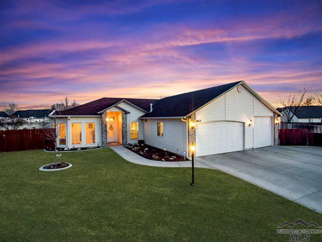 3613 E Rolling Green Place, Nampa, ID 83687 (MLS #98722367) :: Minegar Gamble Premier Real Estate Services
