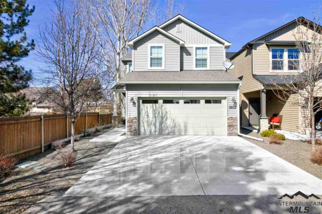 2652 E Clarene Dr, Meridian, ID 83646 (MLS #98722474) :: Team One Group Real Estate