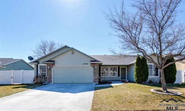 1006 Mallard St., Fruitland, ID 83619 (MLS #98722495) :: Team One Group Real Estate