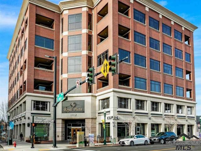 1112 W Main Street #502, Boise, ID 83702 (MLS #98722627) :: Givens Group Real Estate