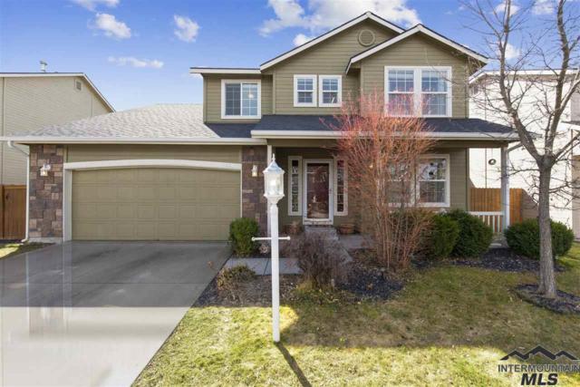 3609 E Trail Bluff, Boise, ID 83716 (MLS #98722675) :: Team One Group Real Estate