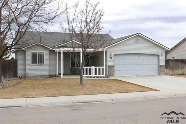 78 N Sagehen Way, Nampa, ID 83651 (MLS #98722676) :: Boise River Realty