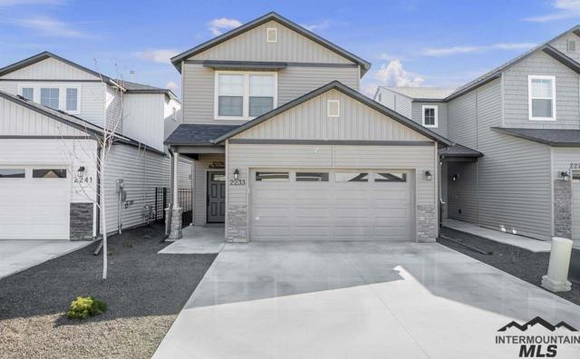 2233 E Sharptail St., Meridian, ID 83646 (MLS #98722695) :: New View Team