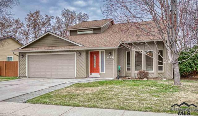 2298 E Independence Dr, Boise, ID 83706 (MLS #98722738) :: Team One Group Real Estate