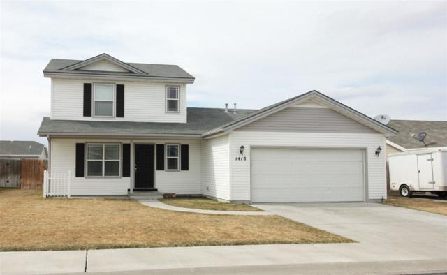 1418 Wrangler, Twin Falls, ID 83301 (MLS #98722740) :: Boise River Realty
