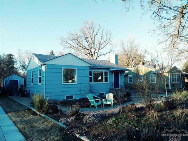 2811 W Gem, Boise, ID 83705 (MLS #98722746) :: Boise River Realty