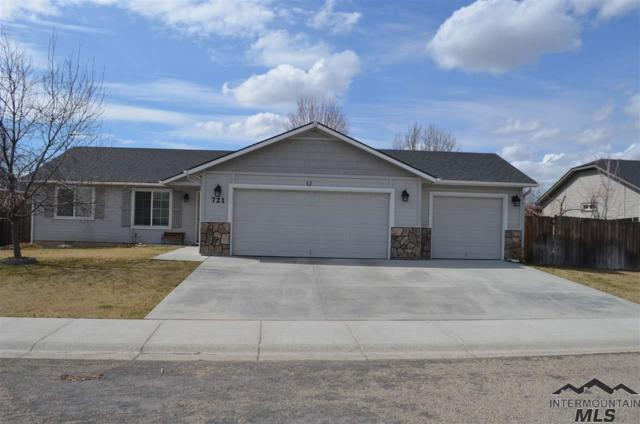 721 Hemingway Ave, Boise, ID 83709 (MLS #98722747) :: Boise River Realty