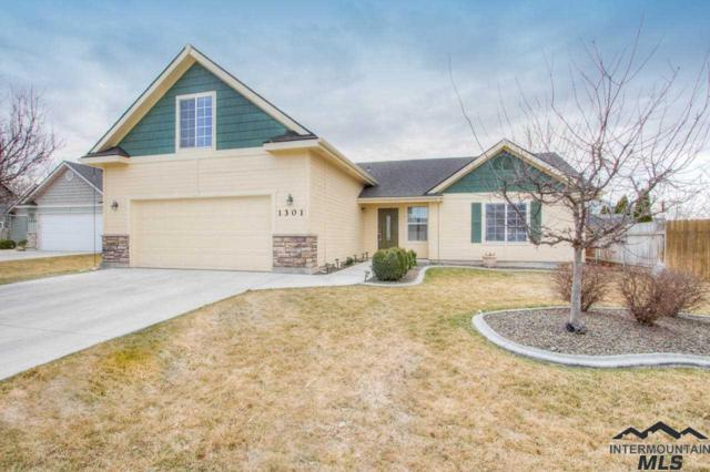 1301 W Hawk Ct, Nampa, ID 83651 (MLS #98722750) :: Boise River Realty