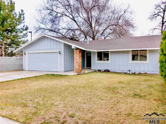 1540 NW 15th Street, Meridian, ID 83642 (MLS #98722754) :: Boise River Realty