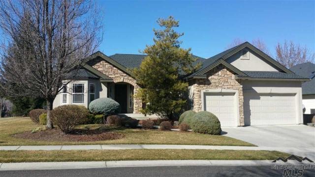 1407 N Ironbridge Way, Eagle, ID 83616 (MLS #98722771) :: Idahome and Land