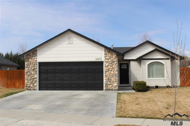 14413 N San Juan Avenue, Nampa, ID 83651 (MLS #98722782) :: Team One Group Real Estate