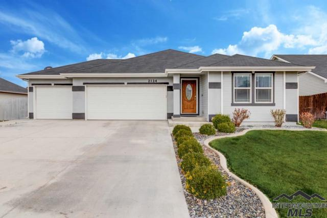 2124 W Neilscott Drive, Nampa, ID 83651 (MLS #98722804) :: Idahome and Land