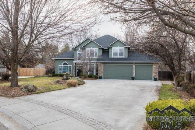 1413 W Powder Ct., Eagle, ID 83616 (MLS #98722813) :: Jackie Rudolph Real Estate