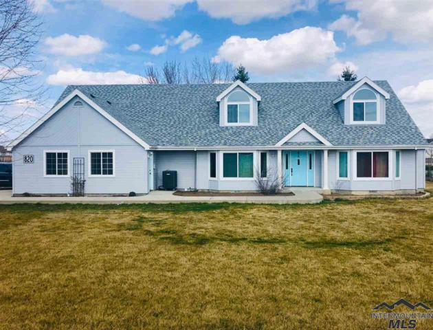 820 W Main St, Middleton, ID 83644 (MLS #98722859) :: Juniper Realty Group