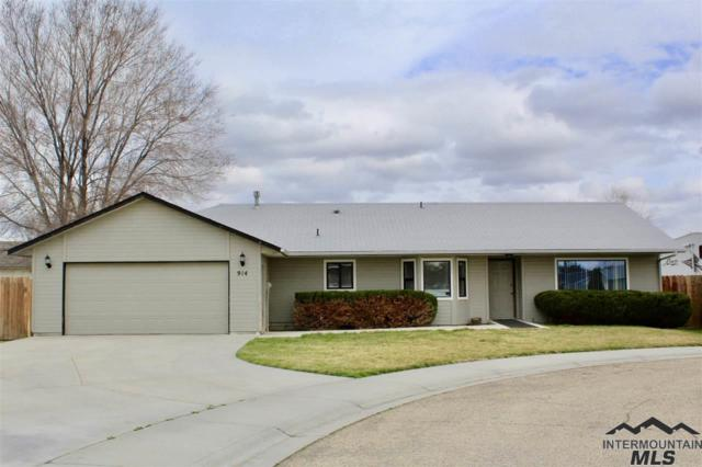 914 Sapphire Ct, Nampa, ID 83686 (MLS #98722896) :: Jackie Rudolph Real Estate
