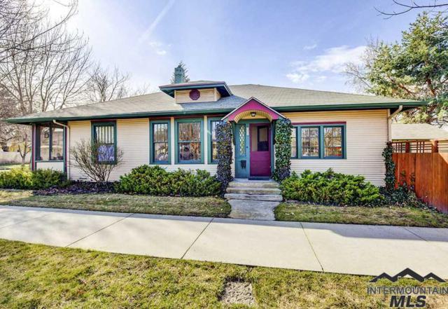 1519 N 14th Street, Boise, ID 83702 (MLS #98722938) :: Jackie Rudolph Real Estate