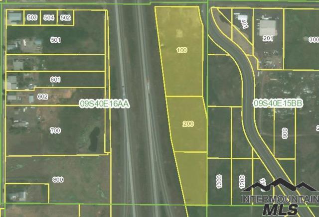 TBD Best Frontage Rd, Baker City, OR 97814 (MLS #98722992) :: Jon Gosche Real Estate, LLC
