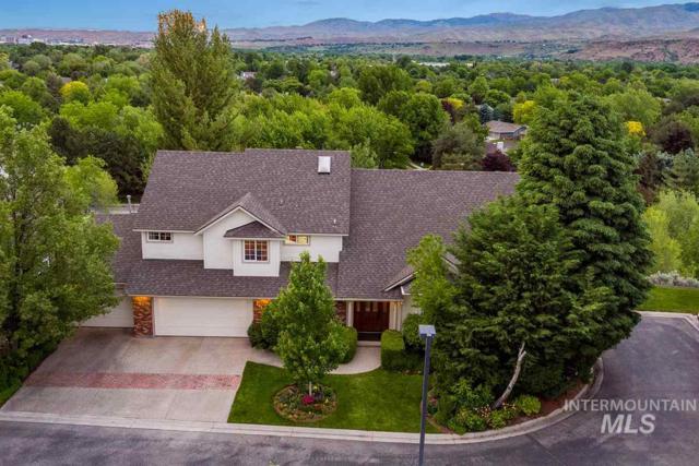 452 E Lake Rim Lane, Boise, ID 83716 (MLS #98722999) :: Jon Gosche Real Estate, LLC