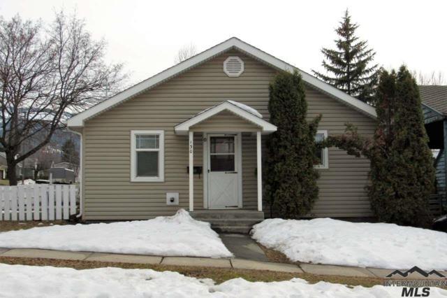130 E South 5th, Grangeville, ID 83530 (MLS #98723048) :: Ben Kinney Real Estate Team