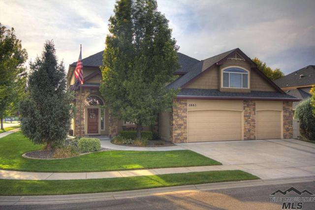 2883 S Jiovanni Pl, Meridian, ID 83642 (MLS #98723154) :: Legacy Real Estate Co.