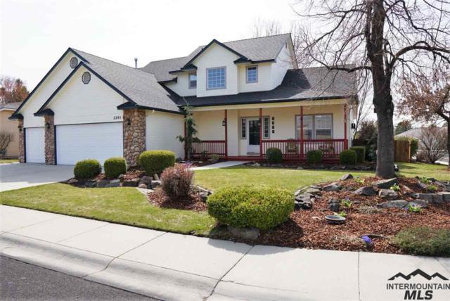 2295 E Gleneagle Dr., Eagle, ID 83616 (MLS #98723217) :: Team One Group Real Estate