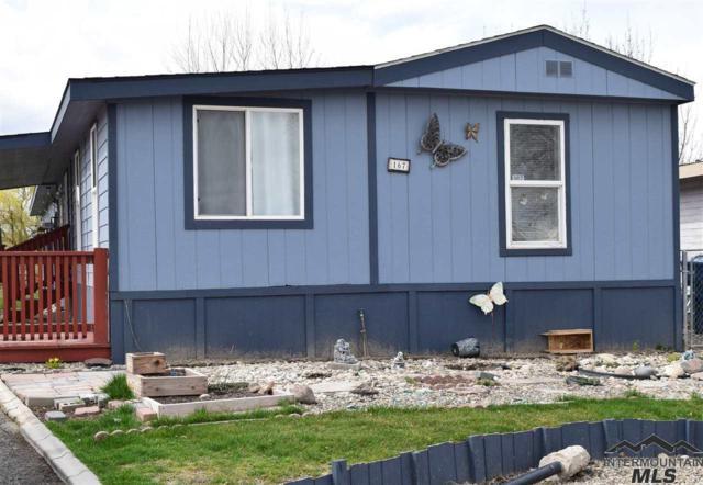 5015 E E Ustick Rd #167 #167, Caldwell, ID 83605 (MLS #98723349) :: Bafundi Real Estate