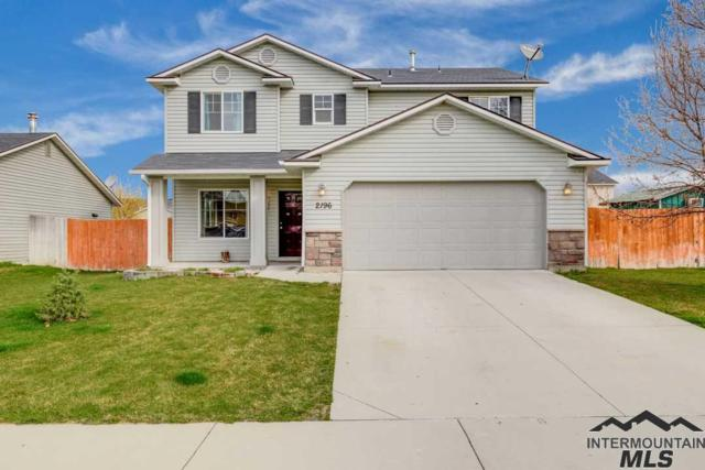 2196 W Crown Pointe Ave, Nampa, ID 83651 (MLS #98723488) :: Boise River Realty