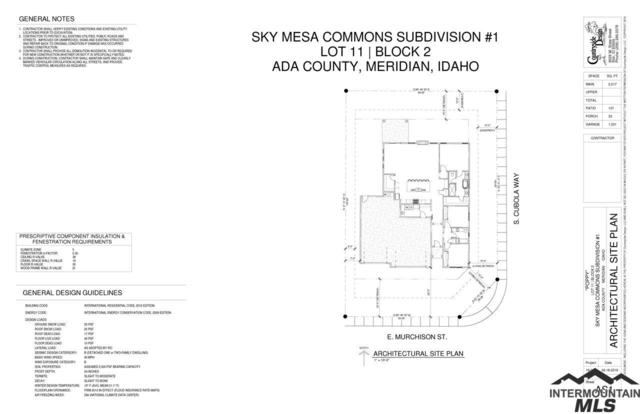 2978 E Murchison St., Meridian, ID 83642 (MLS #98723656) :: Jon Gosche Real Estate, LLC