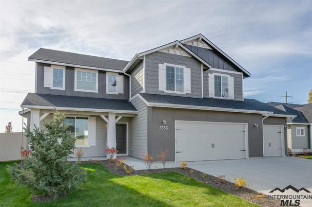 4295 W Spring House Dr, Eagle, ID 83616 (MLS #98723761) :: Team One Group Real Estate