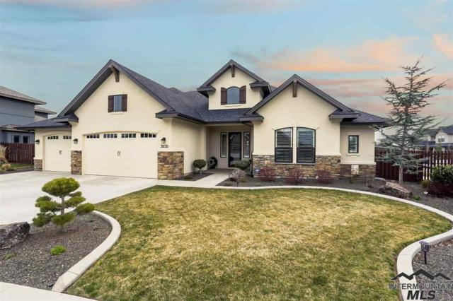 3030 S Bergman Way, Eagle, ID 83616 (MLS #98724011) :: Team One Group Real Estate