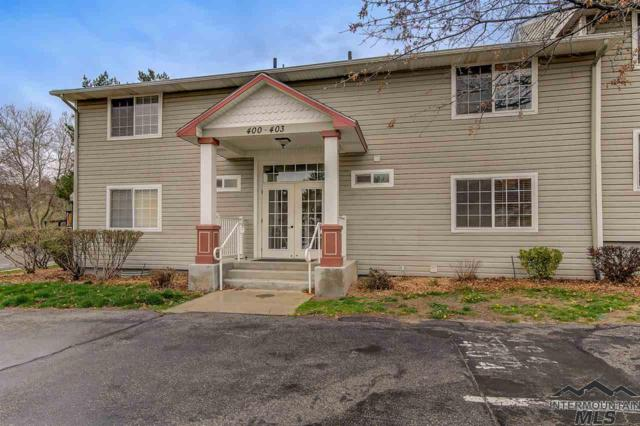 400 W Village Ln #400, Boise, ID 83702 (MLS #98724027) :: Team One Group Real Estate