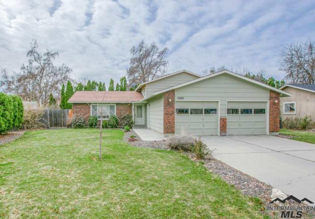 1389 E Boston Dr., Boise, ID 83706 (MLS #98724091) :: Full Sail Real Estate