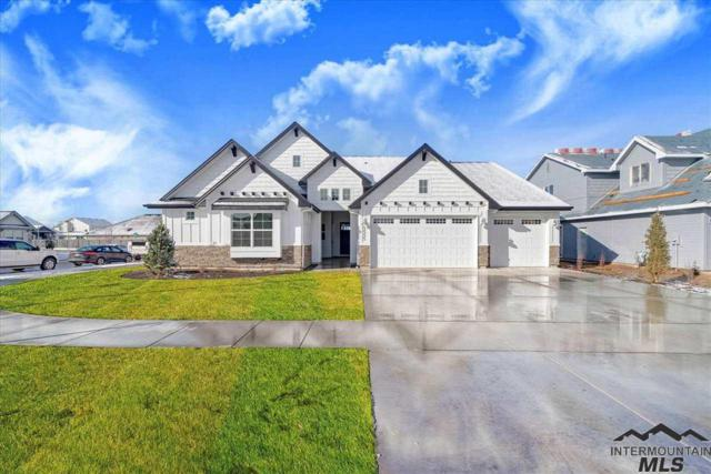 5711 S Ashcroft Way, Meridian, ID 83642 (MLS #98724130) :: Team One Group Real Estate