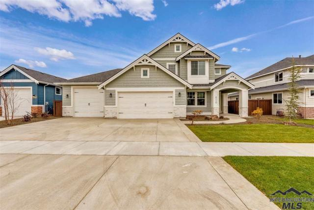 3439 Gisborne St., Meridian, ID 83642 (MLS #98724162) :: Team One Group Real Estate