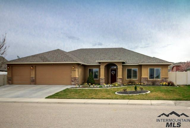 1110 Palace Ave, Emmett, ID 83617 (MLS #98724168) :: Full Sail Real Estate
