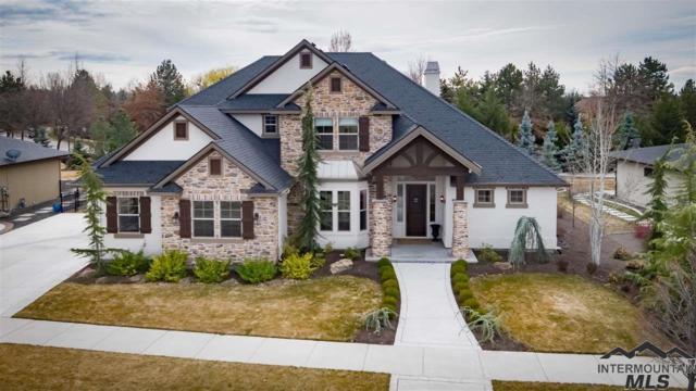463 W Water Vista Drive, Eagle, ID 83616 (MLS #98724214) :: Bafundi Real Estate