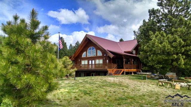 10360 Gamann Dr, Cascade, ID 83611 (MLS #98724240) :: Bafundi Real Estate
