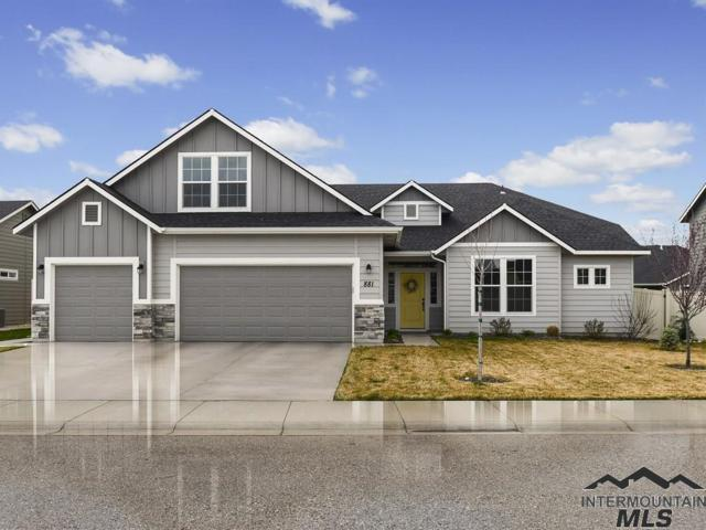 881 N Union Way, Star, ID 83669 (MLS #98724279) :: Jon Gosche Real Estate, LLC