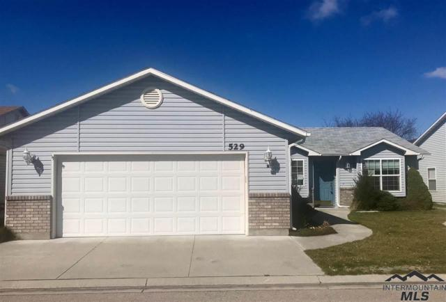 529 Stratford, Nampa, ID 83651 (MLS #98724347) :: Jon Gosche Real Estate, LLC