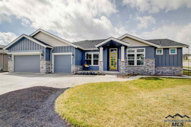 2209 E Mores Trail Drive, Meridian, ID 83642 (MLS #98724415) :: Jon Gosche Real Estate, LLC