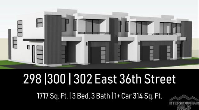 298 E 36 Th Street, Garden City, ID 83714 (MLS #98724450) :: Adam Alexander