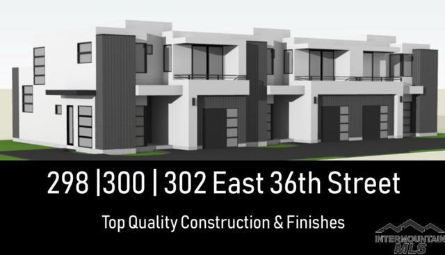 302 E 36 Th Street, Garden City, ID 83714 (MLS #98724452) :: Adam Alexander