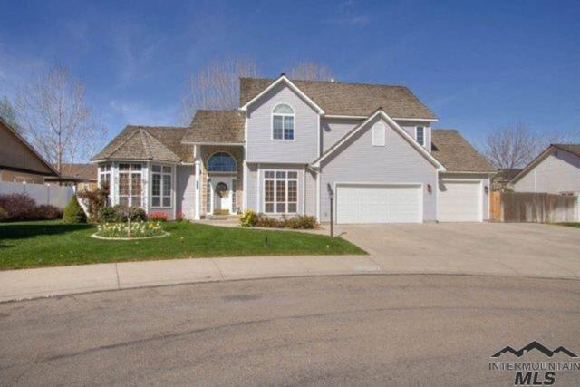 2689 S Andros Way, Meridian, ID 83642 (MLS #98724521) :: Full Sail Real Estate