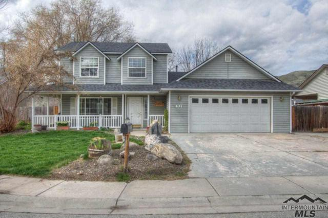 107 Valley View Dr., Horseshoe Bend, ID 83629 (MLS #98724554) :: Full Sail Real Estate