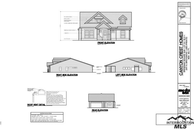 2471 Birchgrove, Boise, ID 83713 (MLS #98724718) :: Full Sail Real Estate