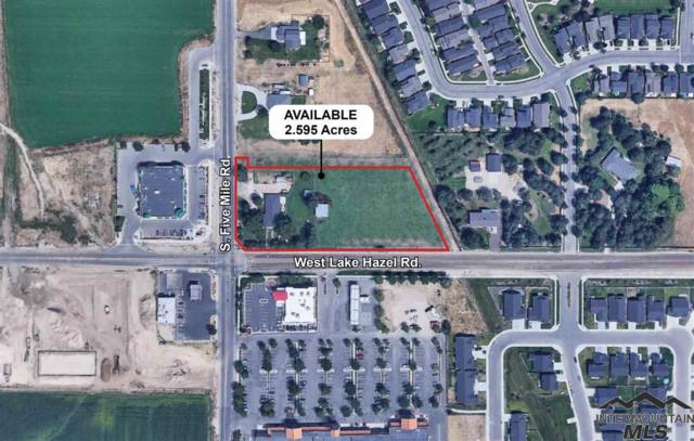 6190 S Five Mile Road, Boise, ID 83709 (MLS #98724838) :: Legacy Real Estate Co.