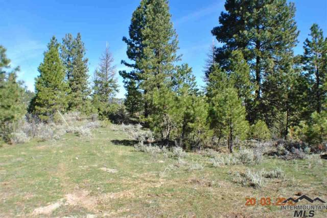Lot 25 Pine Ridge Road, Boise, ID 83716 (MLS #98724851) :: New View Team