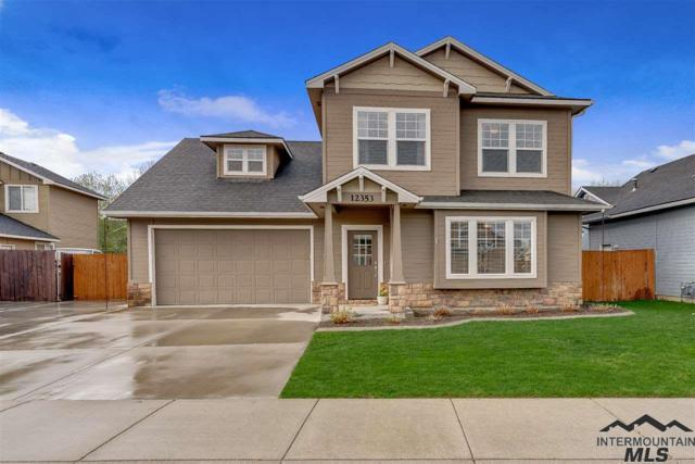 12353 W Tevoit, Boise, ID 83709 (MLS #98724933) :: Full Sail Real Estate