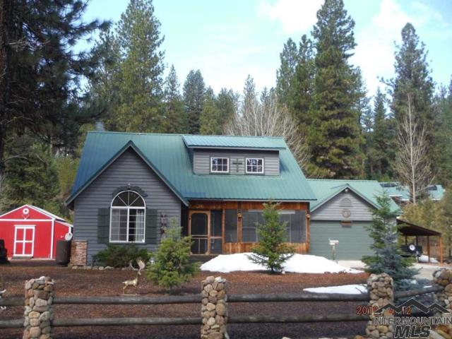24 Buena Vista Rd, Idaho City, ID 83631 (MLS #98725276) :: Jon Gosche Real Estate, LLC